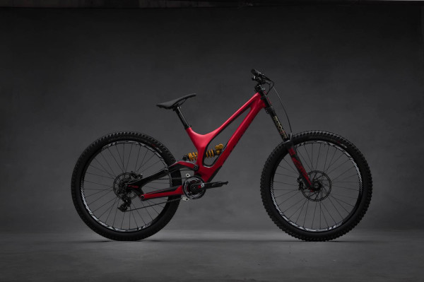 2015 Carbon Specialized 650B Demo