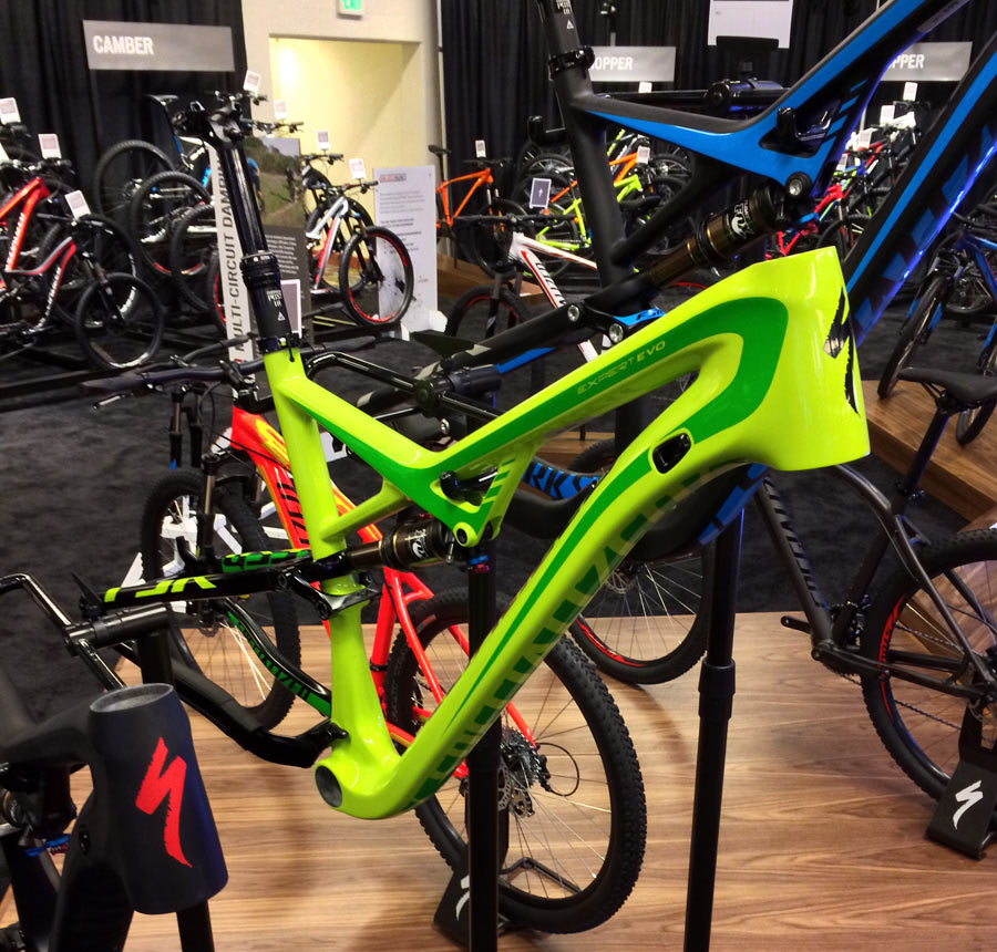 Photo Gallery More 2015 Specialized Mountain Bikes Amp One