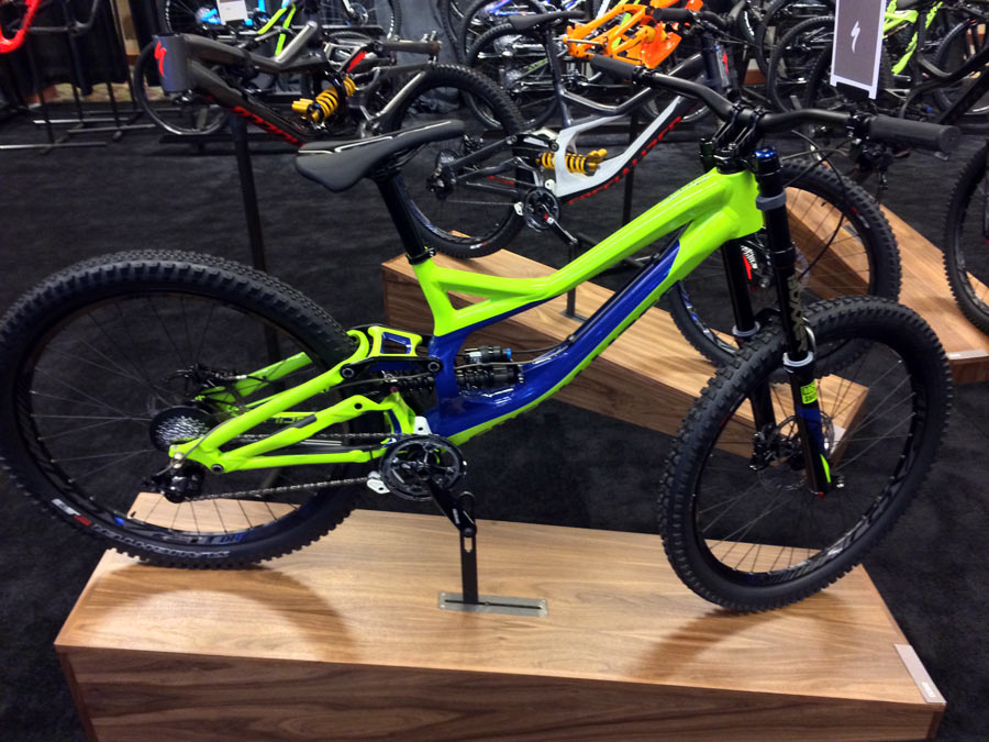 Specialized Enduro 29 2015 Geometry >> Photo Gallery - More 2015 Specialized Mountain Bikes & One More Road Tire - Bikerumor