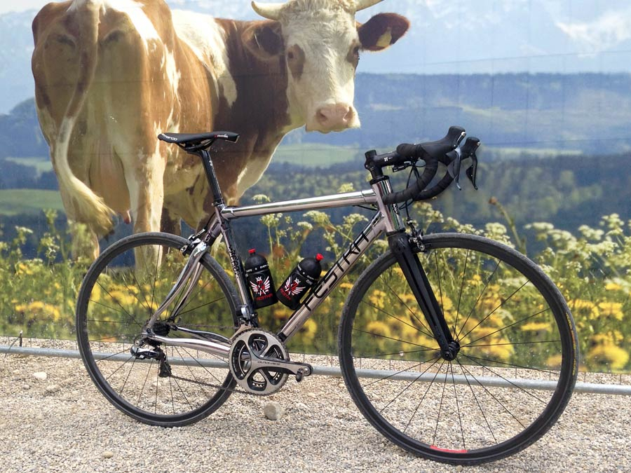 Long Term Review: Festka Zero Chrome Lugged Carbon Road Bike - Bikerumor