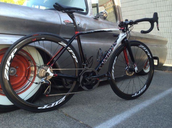 Specialized limited edition Metal Head Tarmac 2