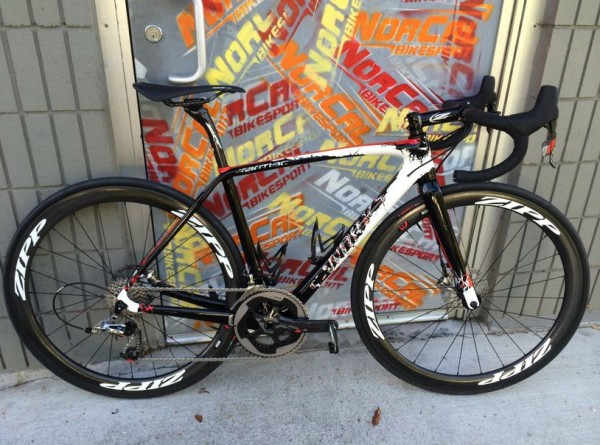 Specialized limited edition Metal Head Tarmac