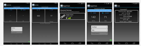 Stages Android App