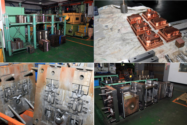 VP Components Modus Taiwan Factory Pedal Production 11