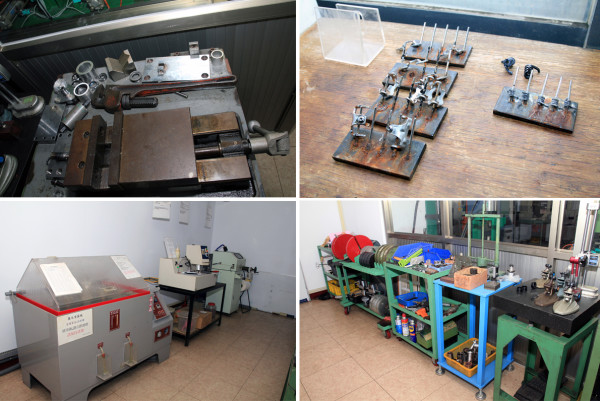 VP Components Modus Taiwan Factory Pedal Production 5
