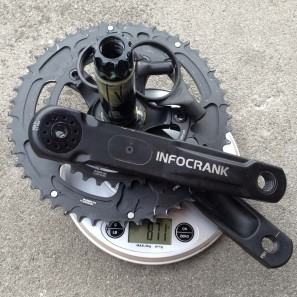 Verve_InfoCrank_power_meter_crankest_complete_system_actual_weight_871g