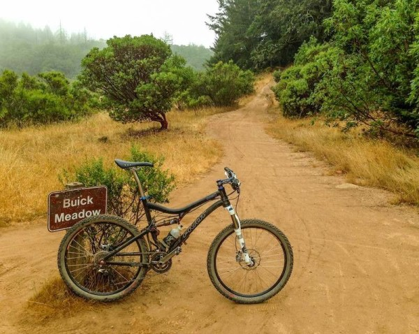 bikerumor pic of the day Annadel State Park, California