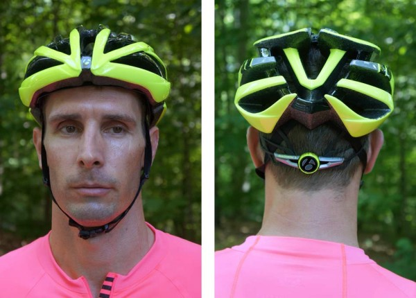 Bontrager Velocis lightweight bicycle helmet