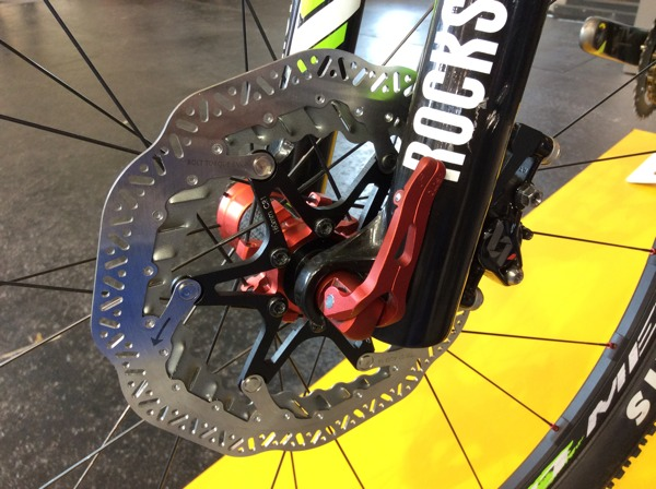 Types Of Bicycles >> EB14: Jagwire Warms up to Disc Brakes w/ New Finned ...