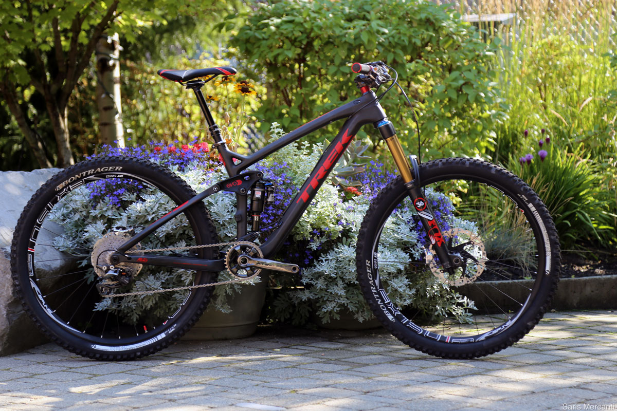 First Look The Trek Slash Goes Carbon For 2015 Plus