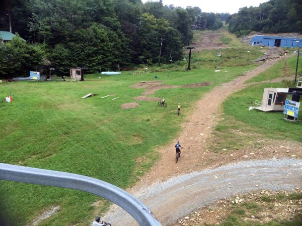 beech mountain resort mountain bike park and area riding and attractions