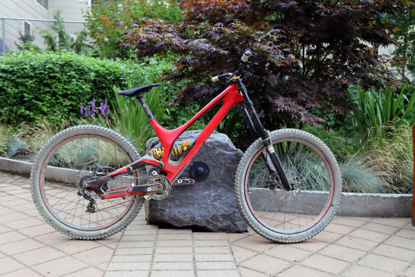 Brad Benedict 650b Carbon Specialized Demo_2