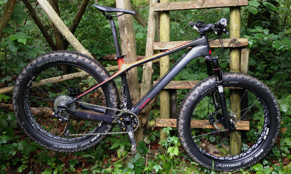 Eb14 One Ride Review On Canyon S Fat Dude Bikerumor