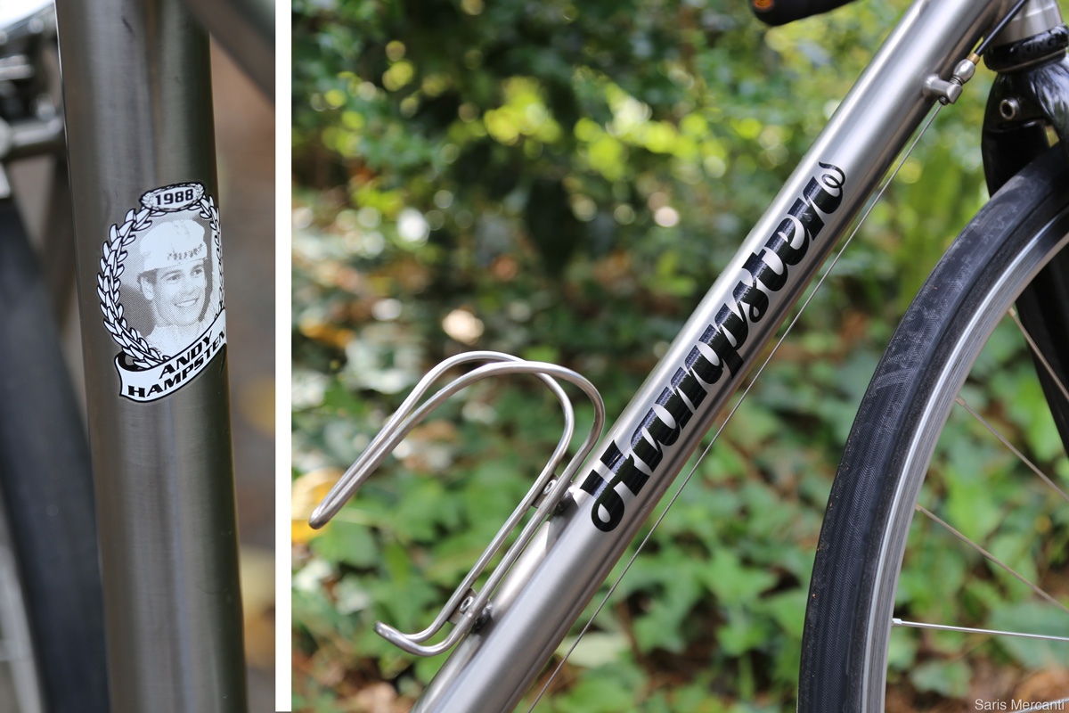 Factory Tour Seattle Based Hampsten Cycles Builds Steel Ti And