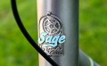 Sage Cycles 2014 PDXCX Headtube Badge
