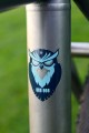 Sage Cycles 2014 PDXCX Owl Logo