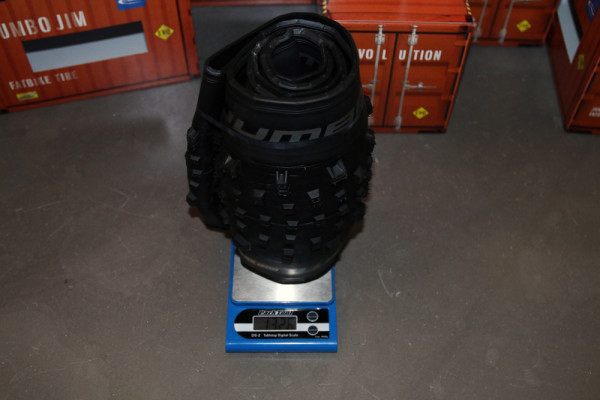 Schwalbe procore tubeless system jumbo jim jens voigt actual weight fat bike fatbike (20)