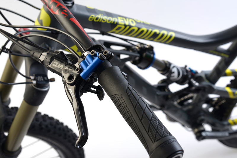 All New Bionicon Edison Evo Enduro Mountain Bike Adjusts