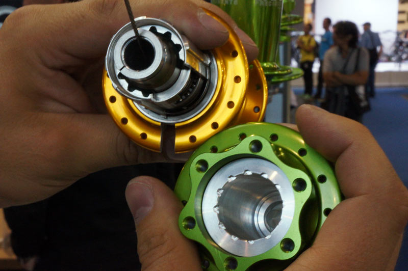 Eb14 Chris King Lefty Front Hubs Get Official Plus New