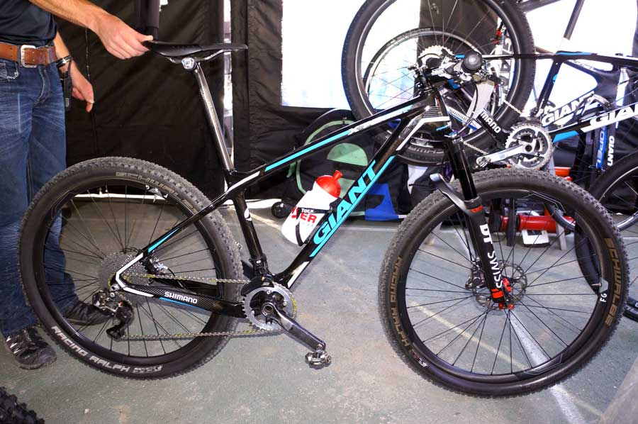 Meribel World Cup Xc Pro Bike Checks Liv Giant Amp Bmc W