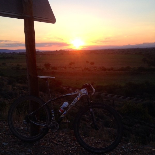 bikerumor pic of the day  I won the 36ONE in south africa http://www.the36one.com/challenge Its 361k