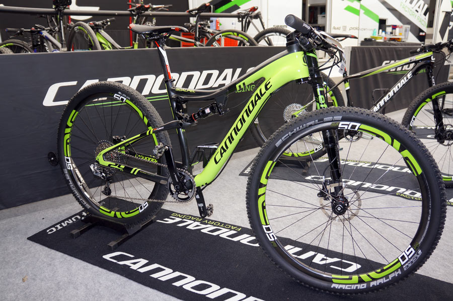 Meribel World Cup XC Pro Bike Checks – Cannondale & Bianchi - Bikerumor