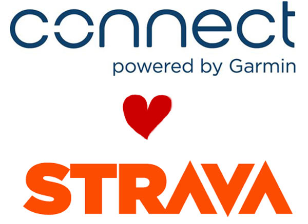 garmin connect now syncs with strava via automatic uploads