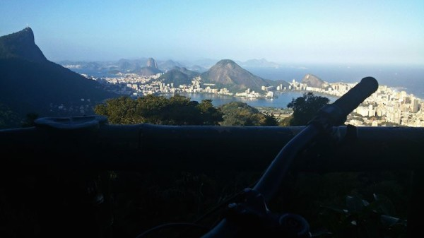 bikerumor pic of the day rio de janero brazil mountain bike riding