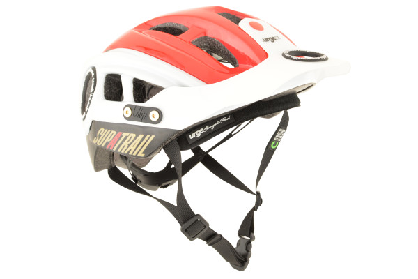 SupaTrail Front Red