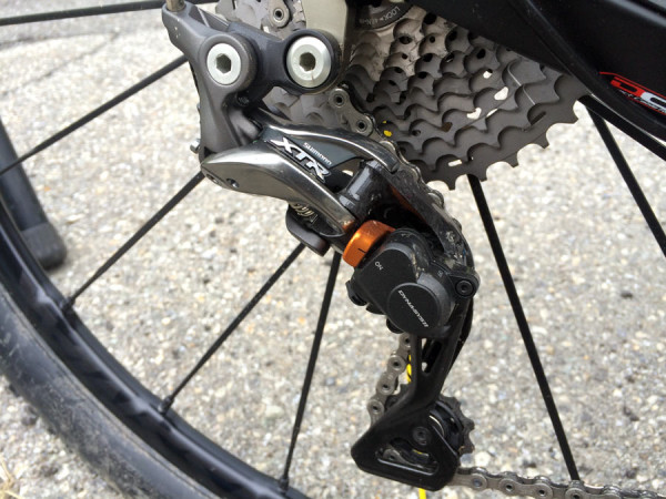 Shimano XTR 9000 mechanical mountain bike group first ride review and technical details