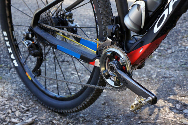 Shimano XTR Di2 9000 electronic mountain bike group first ride review and technical details