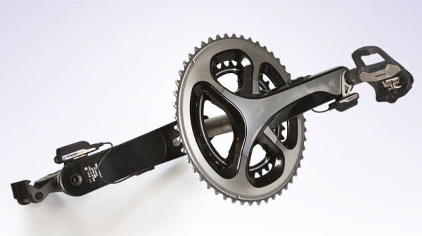 watteam powerbeat affordable bicycle power meter for any crankset