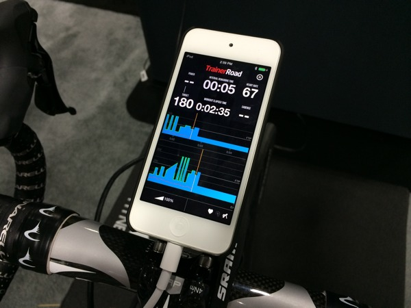 IB14: TrainerRoad Puts Full Platform on iOS, Developing
