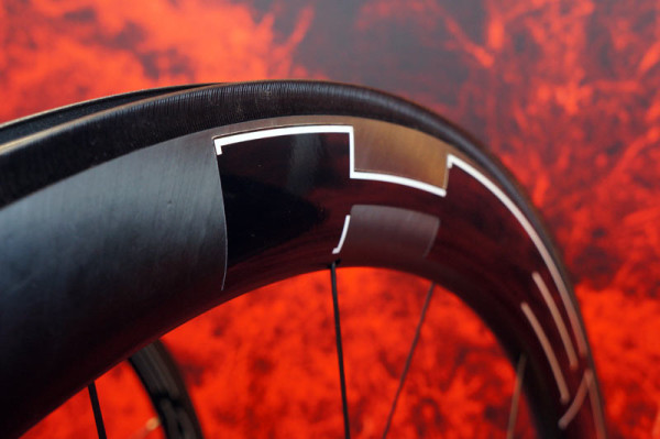 2015 HED Jet Black and Ardennes Black road tubeless wheels