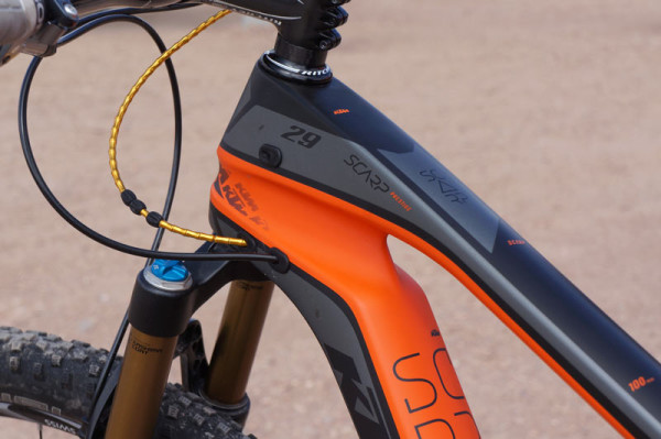 ib14 ktm full suspension xc enduro mountain bikes hit the states bikerumor. Black Bedroom Furniture Sets. Home Design Ideas
