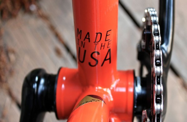 Civilian A Bicycle Company Vive Le Roi Made in the USA