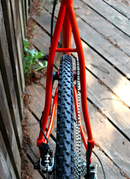 Civilian A Bicycle Company Vive Le Roi Rear S Bend Stays