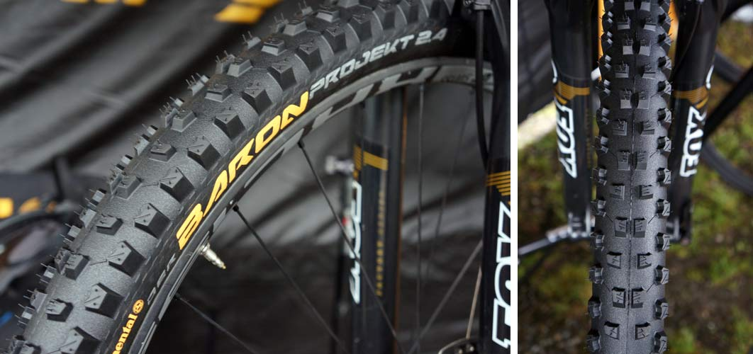 Eb14 Continental Adds More 2 4 Quot Enduro Quot Mountain Bike