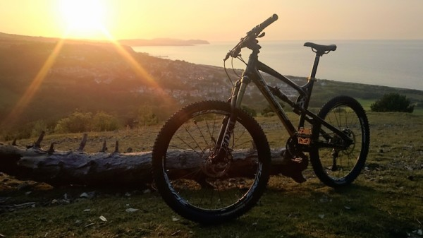 bikerumor pic of the day north wales bike ride on zesty