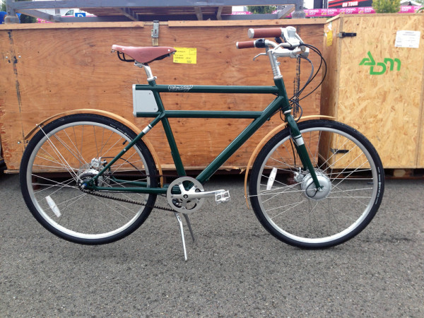 Faraday Bikes e bike commuter townie (3)