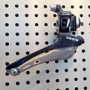 Microshift_Arsis_10_speed_carbon_front_derailleur_cage