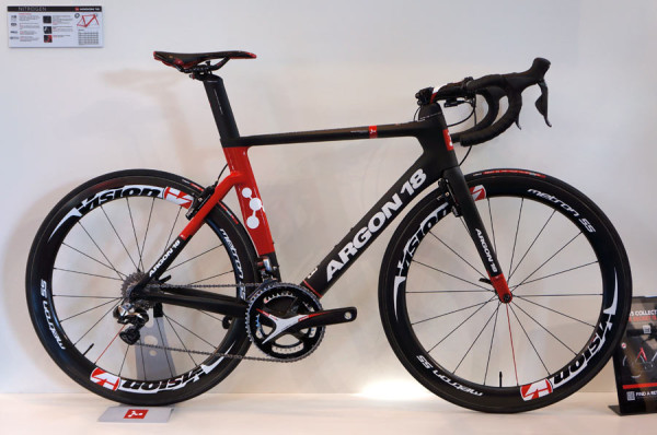 2015 Argon 18 Nitrogen aero road bike