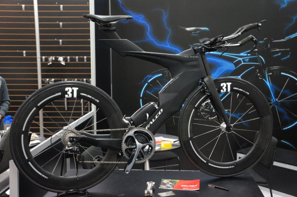 2015 Falco V Wing carbon fiber triathlon bike