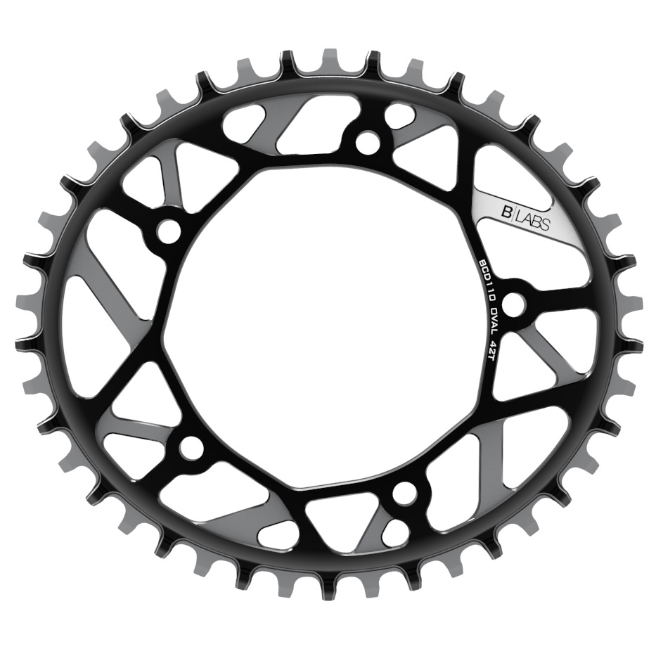B-Labs_B-Ring_OVAL_elliptical_narrow-wide_cyclocross_110_compact_42T_chainring_rendering.jpg  ...