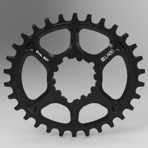 B-Labs_B-Ring_OVAL_elliptical_narrow-wide_mtb_direct-mount_chainring_rendering