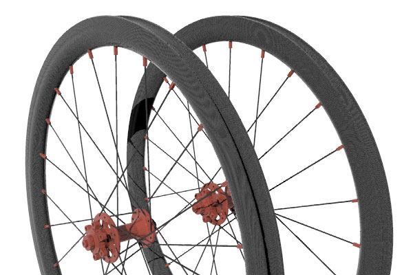 Neugent 38mm Disc Carbon Clinchers