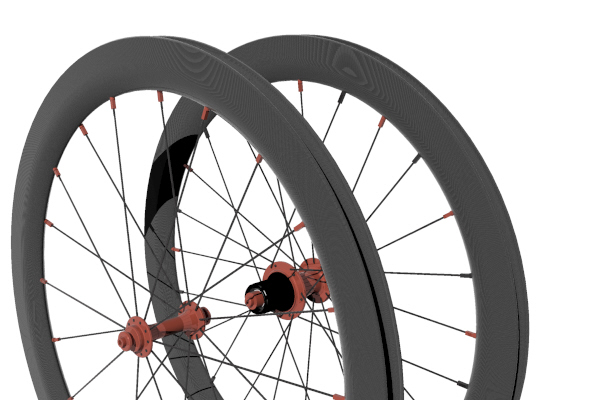 Neugent 50mm Carbon Clinchers