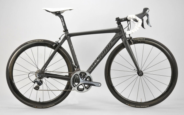 Alchemy introduces Ride DNA semi-custom handmade carbon bicycle frames