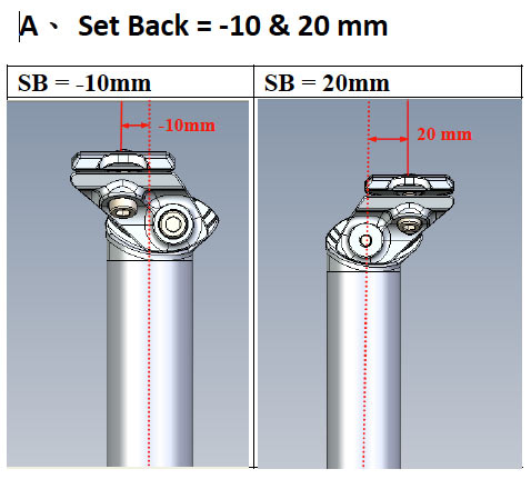 2015 FSA ITC seatpost design weights and specs