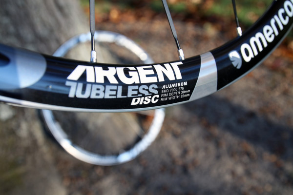 American Classic Argent Disc Tubeless wheels (6)